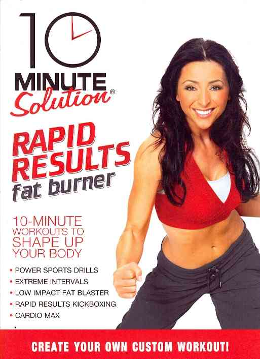 10 MINUTE SOLUTION:RAPID RESULTS FAT BY 10 MINUTE SOLUTION (DVD)